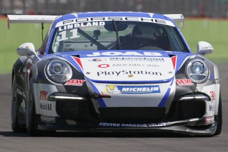 Porsche Cup 2014 Imola