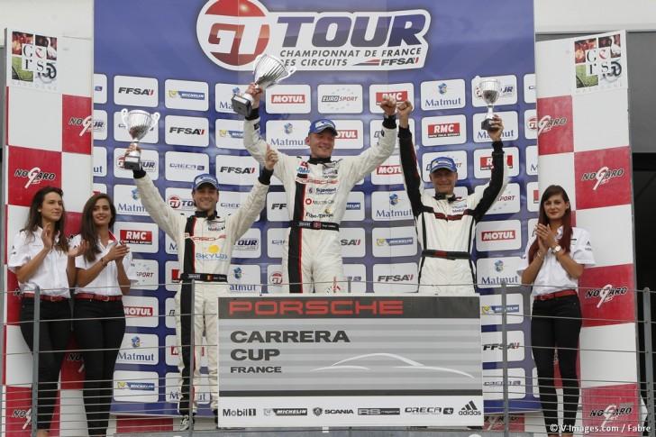 GT Tour 2014 Porsche CupNogaro