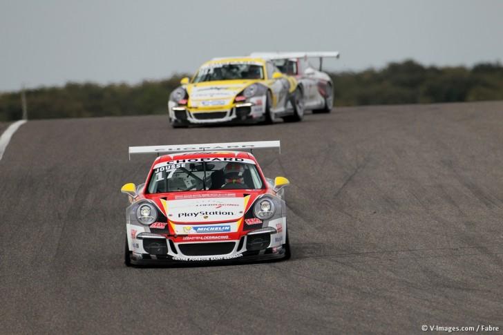 Porsche Cup 2015 Ledenon