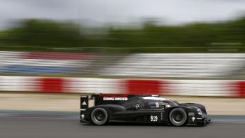 Porsche 919 Hybrid, Porsche Team: Romain Dumas, Marc Lieb