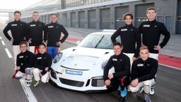 Porsche Motorsport Junior Programme, Lausitzring