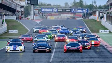Barcelona main race