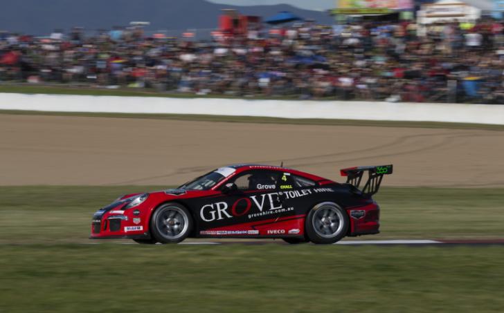 Series Info  Porsche Michelin GT3 Cup Challenge Australia