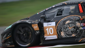 MOTORSPORT : ASIAN LE MANS SERIES - 4 HOURS OF ZHUHAI (CHI) ROUND 1 27-30/10/2016