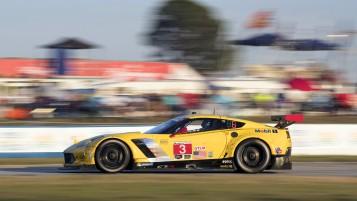 Corvette Racing Sebring 2017