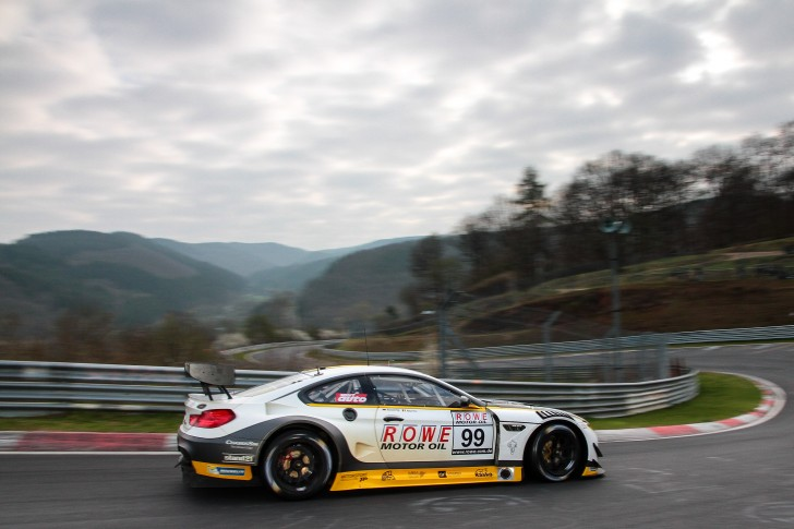 2. VLN Lauf 2017, Nürburgring-Nordschleife - Foto: Gruppe C Photography