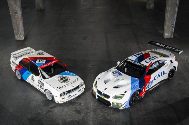 BMW M6 GT3, BMW E30, Schlafwagenfabrik München. 19.04.2017