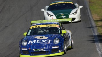 BRCC Cup - Porsche versus  Ferrari
