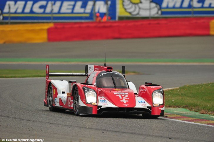 MOTORSPORT : FIA WEC 6 HOURS OF SPA FRANCORCHAMPS - SPA-FRANCORCHAMPS (BEL) 05/02-03/2014