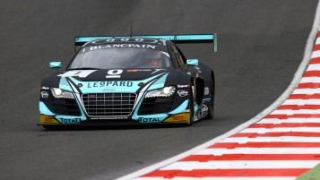MOTORSPORT : BLANCPAIN SPRINT SERIES - ROUND 2 - BRANDS HATCH (GBR) 05/8-10/2015