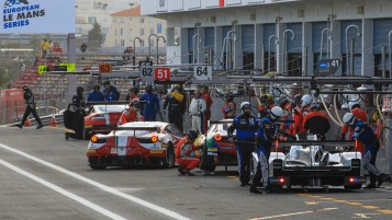 MOTORSPORT : EUROPEAN LE MANS SERIES  - 4 HOURS OF ESTORIL  (PRT) ROUND 5 10/17-18/2015