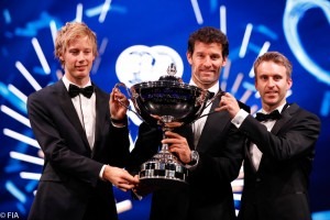 AUTO - FIA PRIZE GIVING 2015