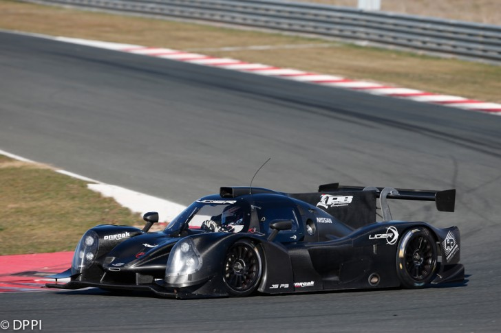 AUTO - LE MANS SERIES ELMS - WINTER TESTS  - 2015