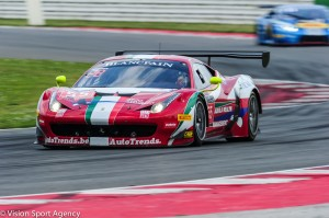 MOTORSPORT : BLANCPAIN GT SERIES - MISANO WORLD CIRCUIT (ITA) 2016/04/08-10