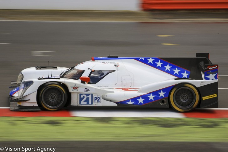 MOTORSPORT : EUROPEAN LE MANS SERIES  - 4 HOURS OF SILVERSTONE  (GBR) ROUND 1 04/15-16/2016