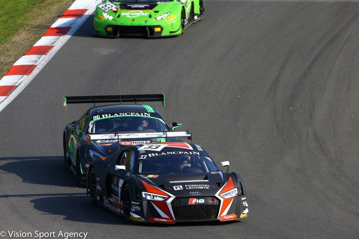 MOTORSPORT : BLANCPAIN GT SERIES SPRINT CUP - BRANDS HATCH (GBR) ROUND 2 05/05-05/2016