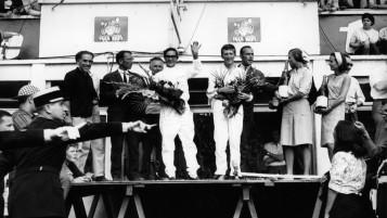 1965 # GREGORY-RINDT les vainqueurs