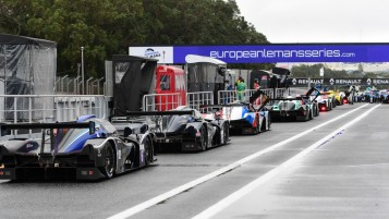 MOTORSPORT : EUROPEAN LE MANS SERIES - 4 HOURS OF ESTORIL (PRT) ROUND 6  10/21-23/2016