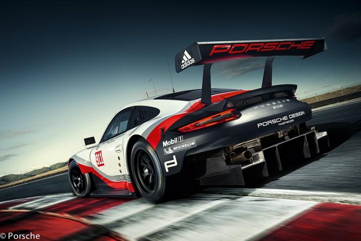 911RSR-Rear