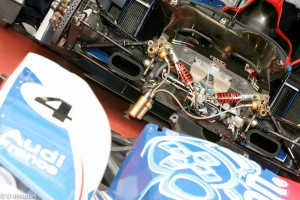 Test day, 24H du Mans 2005.