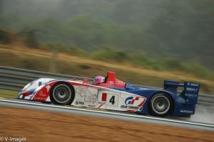 24h of Le Mans, June 15, 2005.