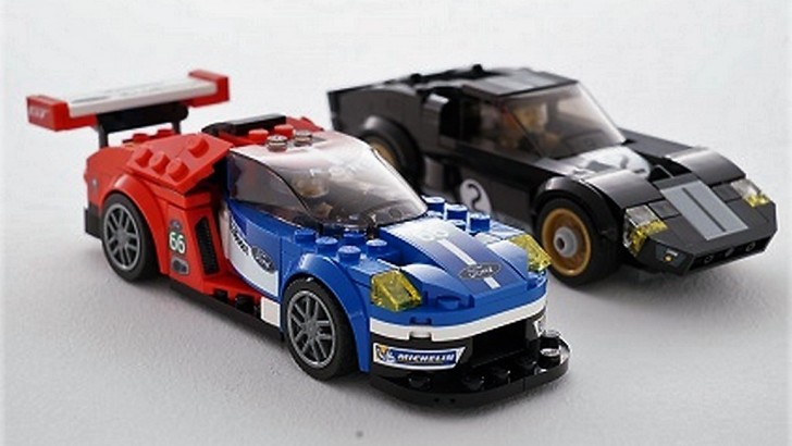 GT and GT40 Lego Speed Champions_small