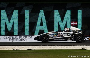 2017 Race of Champions, Marlins Park, Miami, USA