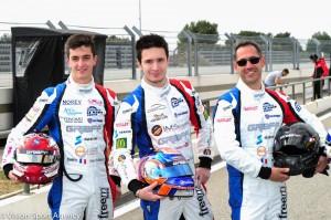 MOTORSPORT : EUROPEAN LE MANS SERIES - TEST PAUL RICARD (FRA)  03/22-23/2016