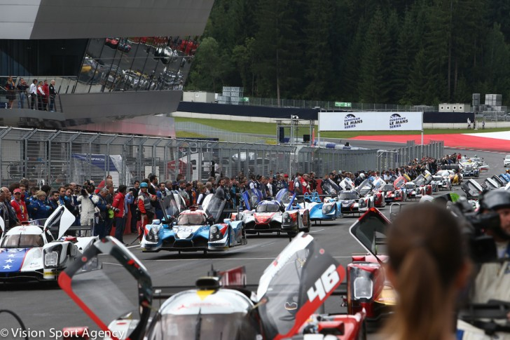 MOTORSPORT : EUROPEAN LE MANS SERIES - ROUND 3 - RED BULL RING (AUT) 07/15-17/2016