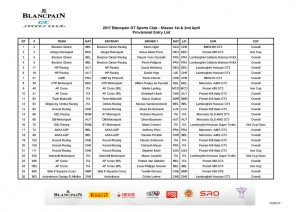 2017-Blancpain-GT-Sports-Club-Provisional-Entry-List-V3