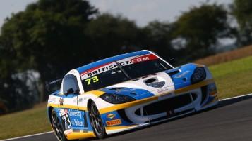 Anna Walewska / Nathan Freke Century Motorsport Ginetta G55 GT4