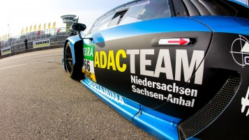Motorsports / ADAC GT Masters, 2. Event 2016, Sachsenring, GER