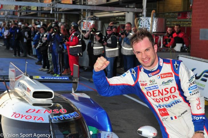 MOTORSPORT : FIA WEC 6 HOURS OF SPA FRANCORCHAMPS - SPA-FRANCORCHAMPS (BEL) 05/02-03/2014