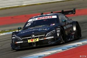 DTM-Test Hockenheim 2017: Mercedes-AMG C63 DTM