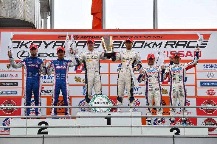 R1_GT500_podium