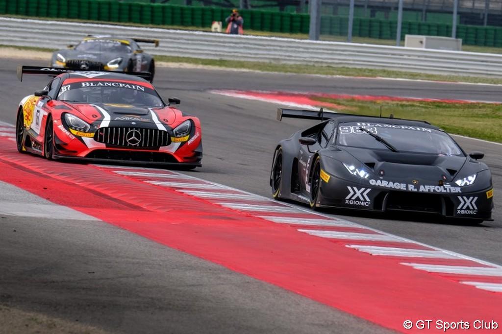 Misano Course Principale Toujours Mercedes Et Akka Asp Mais Perfetti Devance Pons