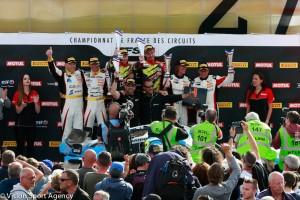 MOTORSPORT : GT4 EUROPEAN SERIES SOUTHERN CUP - NOGAR (FRA) ROUND 1 04/14-17/2017