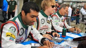 MOTORSPORT : FIA WEC  24 HOURS OF LE MANS  - LE MANS (FRA) 06/19-23/2013