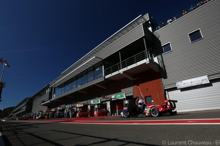 FIA WEC - Spa 2016