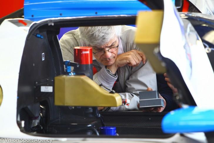 MOTORSPORT : FIA WEC TEST DAY 24 HOURS OF LE MANS - LE MANS (FRA) 05/31/2015