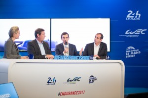 MOTORSPORT : WEB CONFERENCE – LAUNCH OF THE 2017 ENDURANCE SEASON 2017/02/02