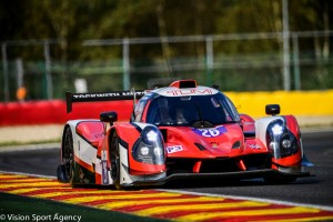 MOTORSPORT : EUROPEAN LE MANS SERIES - 4 HOURS OF SPA FRANCORCHAMPS (BEL) ROUND 5  09/23-25/2016