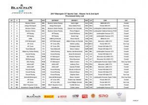 2017-Blancpain-GT-Sports-Club-Provisional-Entry-List-V3
