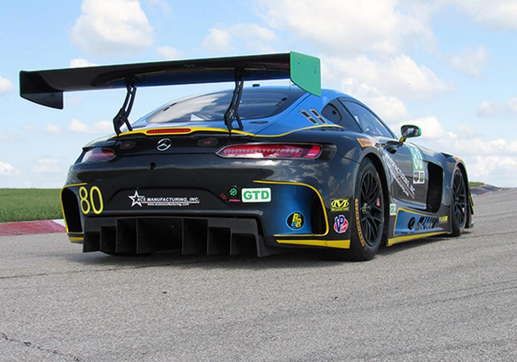 Austin : Une Mercedes-AMG GT3 pour Lone Star Racing, et