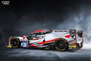 Oreca LMP2_2017_TDS_racing_back