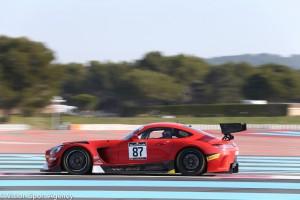 MOTORSPORT : BLANCPAIN GT SERIES - TEST DAYS - PAUL RICARD (FRA) 03/12-14/2017